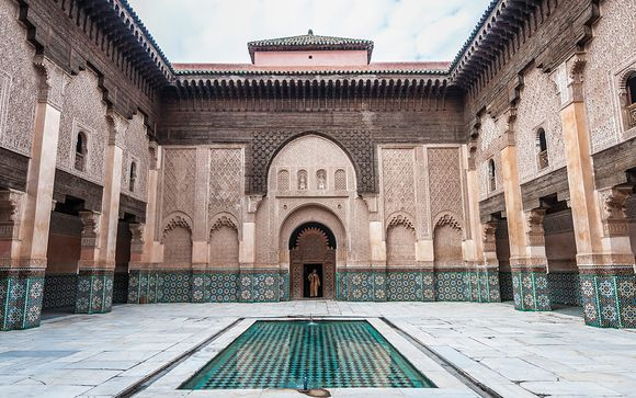 Marruecos Marrakech - La Ferme Medina desde 50,00 €