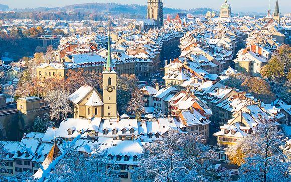 Suiza Berna - Fin de Año en Suiza desde 615,00 €