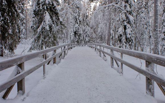 Itinerario de 6 noches - Tour por Laponia
