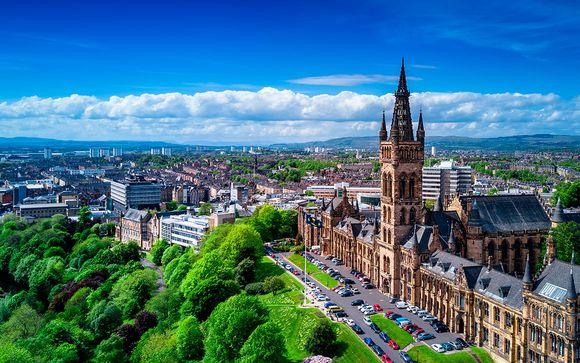 Escapada a Glasgow