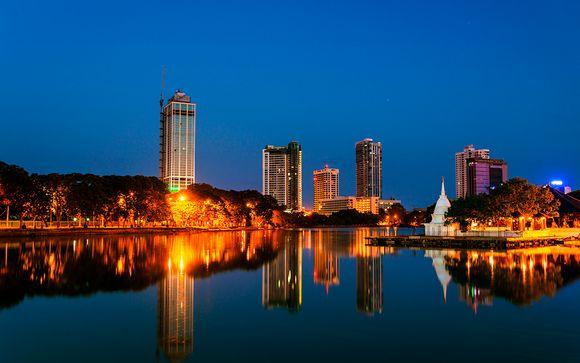 Tu circuito de 5 noches en Sri Lanka