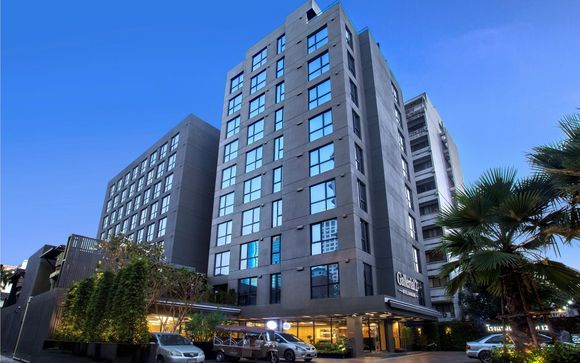 Galleria 12 Bangkok Hotel 4*