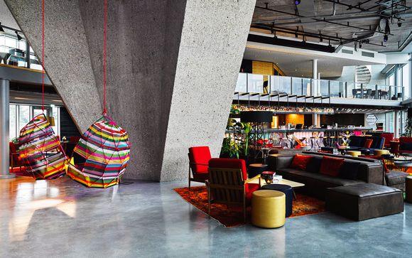 Países Bajos Ámsterdam - Sir Adam Hotel 4* desde 195,00 €