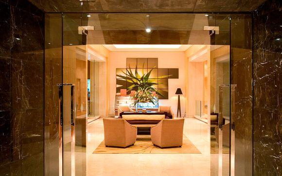 The Duchess Hotel and Residences (eligiendo la preextensión en la opción 2)