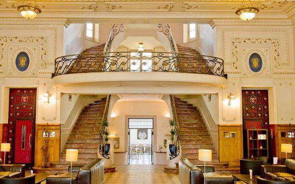 El Hotel du Soleil Le Terminus 4* le abre sus puertas