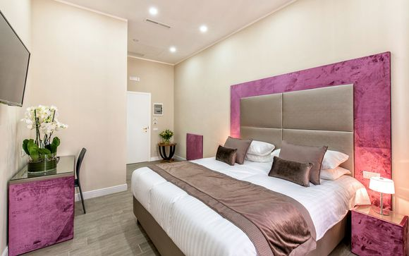 Italia Roma - Bloom Apartment by La Griffe  desde 57,00 €