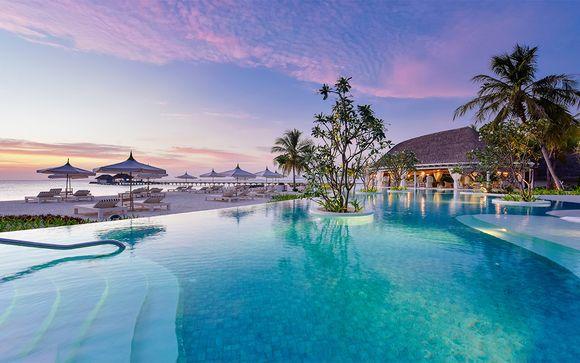 Hotel Kanuhura Maldives 5*
