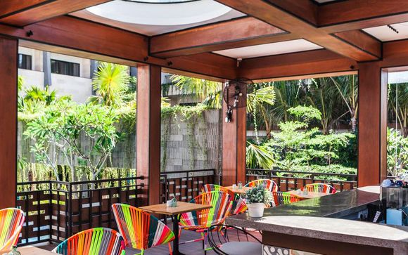 Sol House Bali Legian by Melia Hotels International 4*