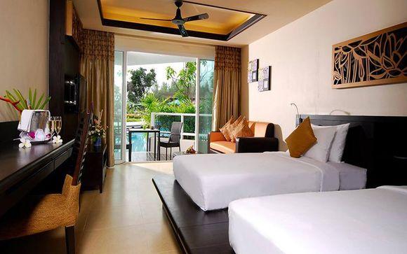 Anyavee Tubkaek Beach Resort 4* le abre sus puertas