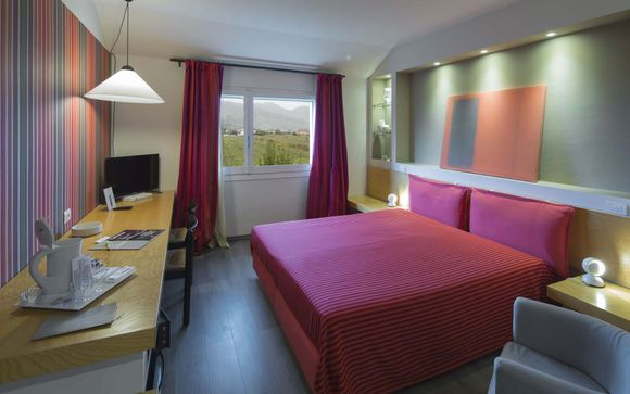 Hotel Paracucchi Locanda Dell'Arte 4*