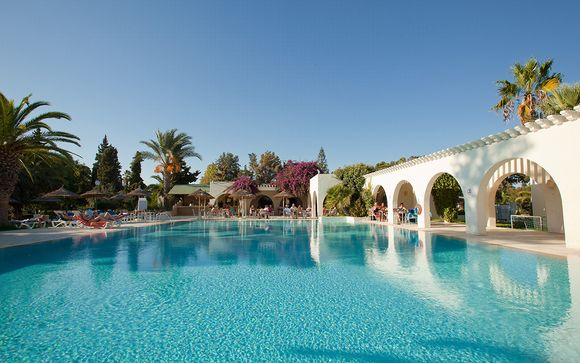 Túnez Port El Kantaoui - Seabel Alhambra Beach Golf & Spa 4* desde 87,00 €
