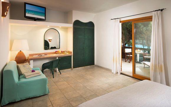 Delphina Le Dune Resort & Spa Hotel Le Palme 4*