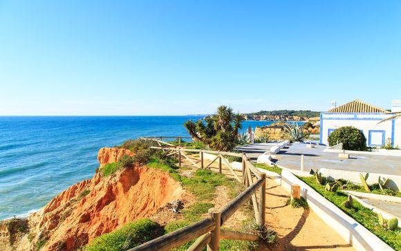Las playas del Algarve te esperan