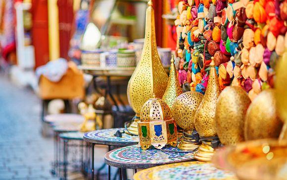 Circuito desde Marrakech a Fez