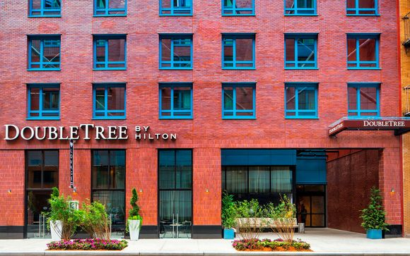 Hotel DoubleTree by Hilton Times Square West 4*
