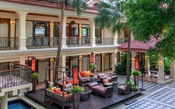Sukosol Hotel Bangkok 5* (solo con la opción 2)