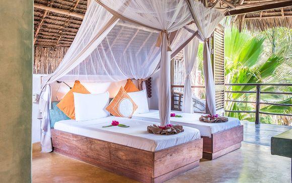 Sunshine Hotel Matemwe 4*