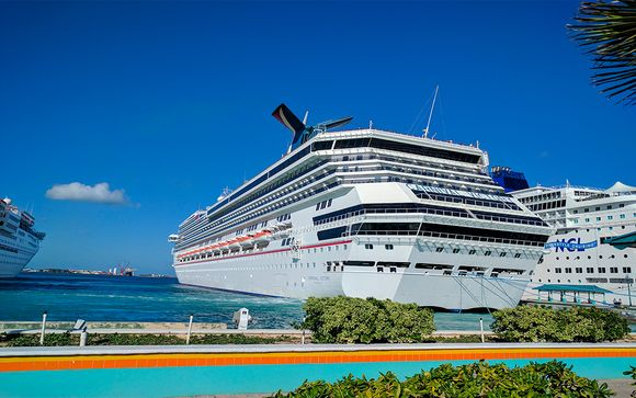 Crucero Carnival Victory, a Bahamas (solo en oferta 2)