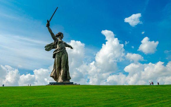 Itinerario 13 noches - Salidas en grupo desde Moscú hacia Astracán