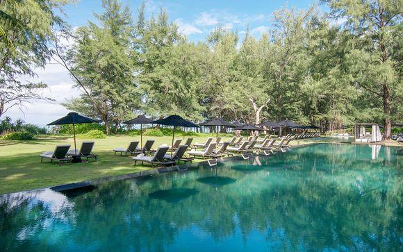 Sala Phuket Mai Khao Beach Resort 5*