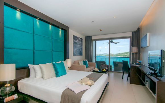 Cape Sienna Phuket Hotel & Villas 5* le abre sus puertas