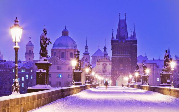 República Checa Praga - NH Prague City 4* desde 35,00 €