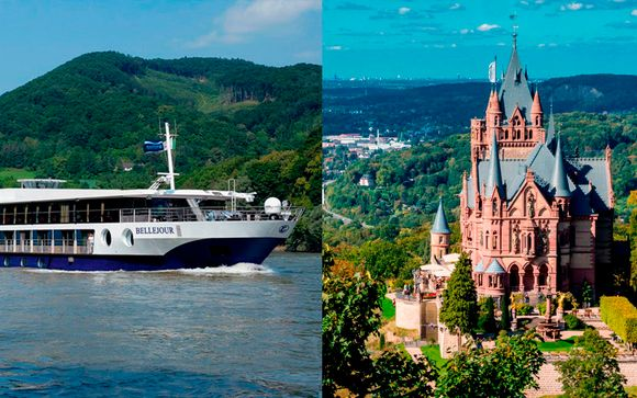 Crucero por el Rhin en Fin de Año