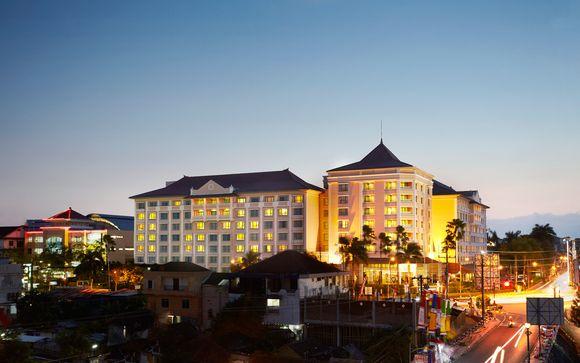 Melia Purosani Hotel Yogyakarta 5*