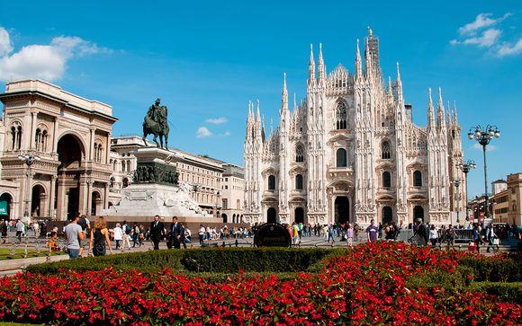 Italia Milán NH Milano Machiavelli 4* desde 107,00 €
