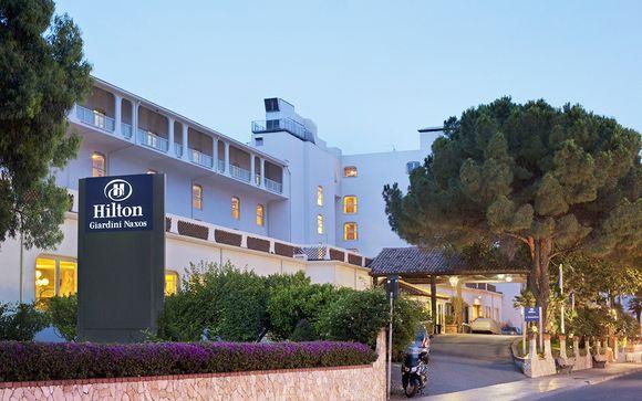 Hotel Hilton Giardini Naxos 4*