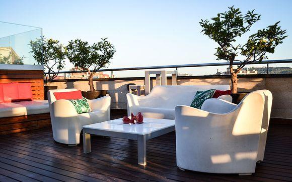 Hotel America Barcelona 4*