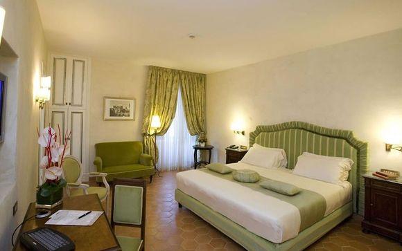 Hotel VOI Donna Camilla Savelli 4*