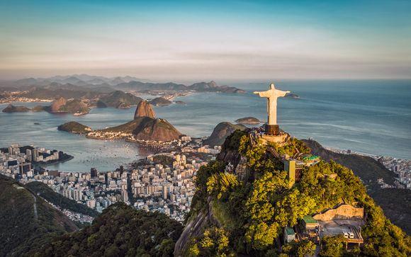 Combinado Río de Janeiro y Parati