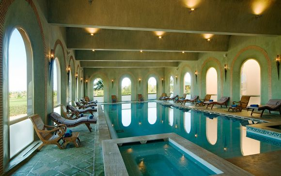 Tu hotel Palmeraie Palace 5* en Marrakech