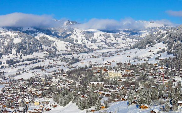 Gstaad, en Suiza, te espera