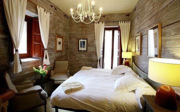 Hotel Boutique Palacio de la Serna 4*