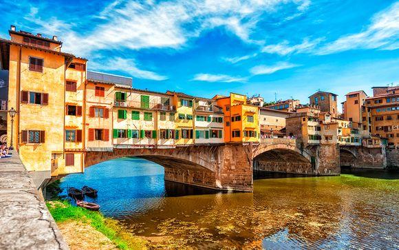 Estancia ideal en la bella Firenze