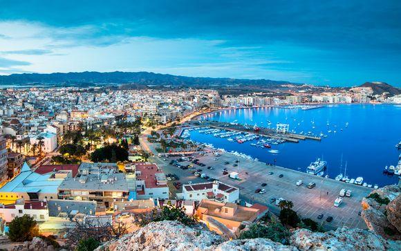 Murcia - Hotel Puerto Juan Montiel Spa & Base Nautica 4*