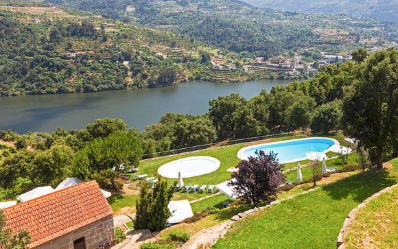 Portugal Oporto – Douro Palace Hotel Resort &amp Spa 4* desde 82,00 ? Oporto Portugal en Voyage Prive por 82.00 EUR€
