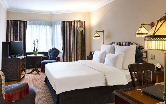 Hotel Barsey by Warwick 4* (extensión opcional)