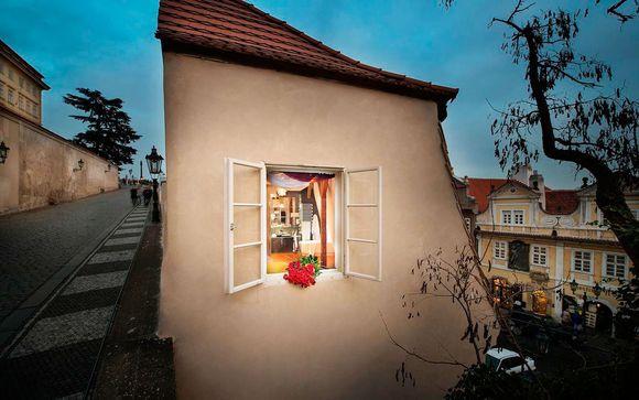 República Checa Praga Design Hotel Neruda 4* desde 82,00 €
