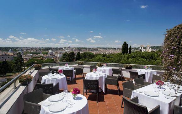 Sofitel Rome Villa Borghese 5*
