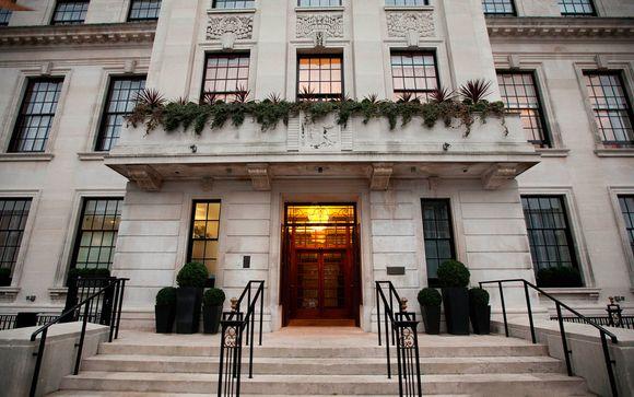 Reino Unido Londres – Town Hall Hotel &amp Apartments 5* desde 157,00 ? Londres Reino Unido en Voyage Prive por 157.00 EUR€