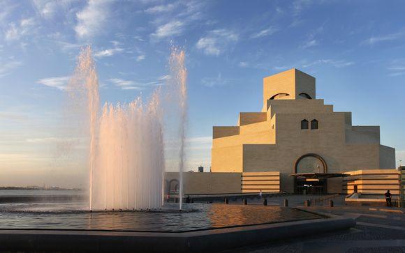 Extensión a Doha (solo opción 2): Souq Waqif Boutique Hotel 5*