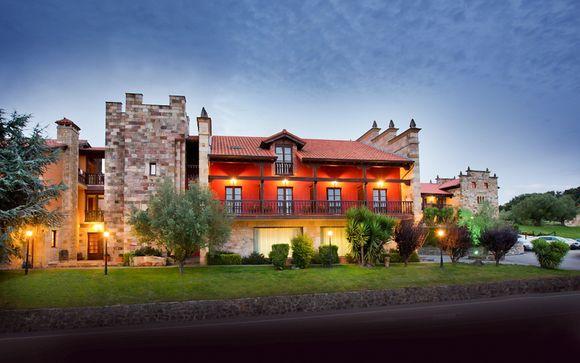 Santillana del Mar Hotel Spa San Marcos 4*