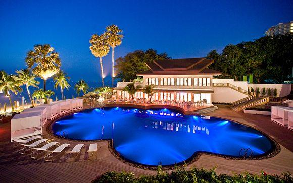Tailandia Pattaya - Pullman Pattaya Hotel G 5* desde 845,00 ? con Voyage Prive en Pattaya Tailandia
