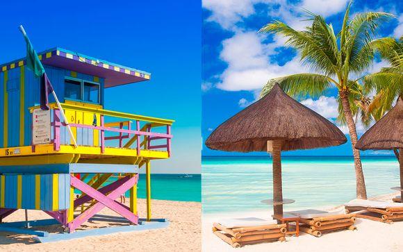 Florida a tu aire con crucero por las Bahamas