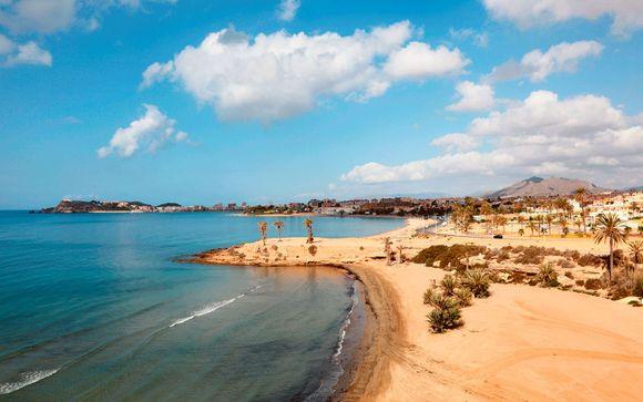Murcia - Hotel Alegría Dos Playas 4*