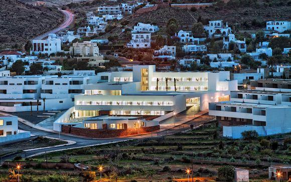 Poussez les portes de l'hôtel & Spa Calagrande 4*
