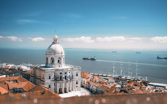 Rendez-vous... dans la région de Lisbonne